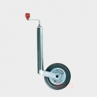 Опорное колесо AL-KO (150 кг) с тормозом Pinstop