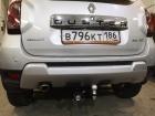 Renault Duster 2015-2020